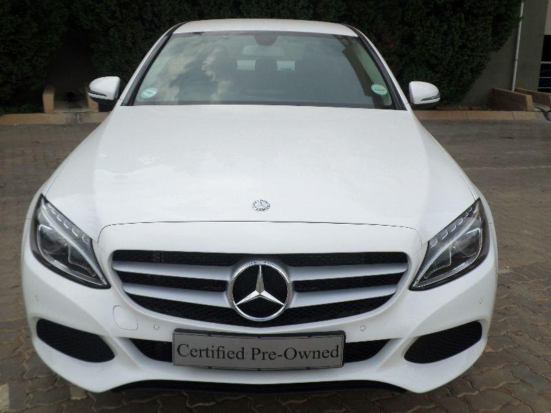 Used mercedes benz c class c180 auto for sale in gauteng for Mercedes benz pretoria