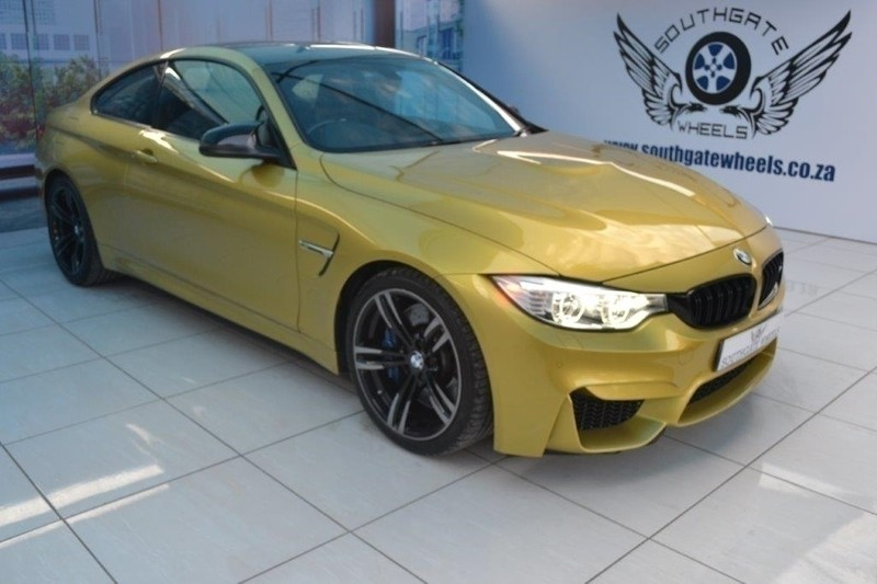 used bmw m4 coupe m dct for sale in gauteng id 1876571. Black Bedroom Furniture Sets. Home Design Ideas