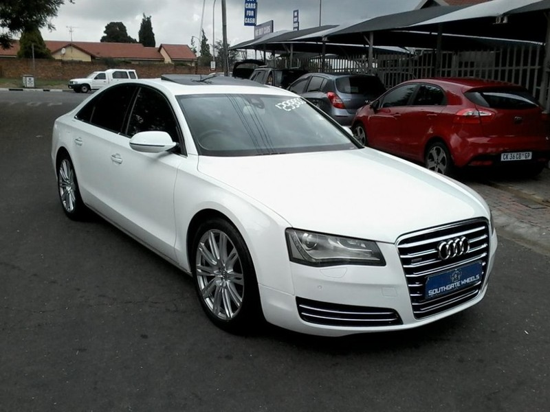 used audi a8 4 2 fsi quattro tip for sale in gauteng id 1876613. Black Bedroom Furniture Sets. Home Design Ideas