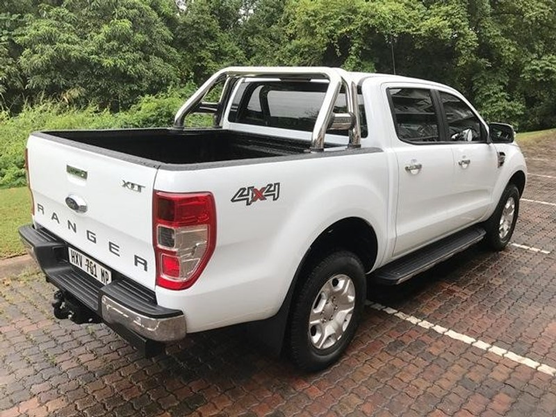 used ford ranger 3 2tdci xlt 4x4 auto cab bakkie for sale in mpumalanga cars co za id