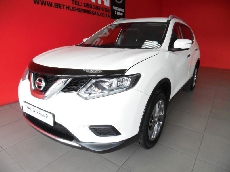 used nissan x trail xe 7 seater for sale in free state id 1876852. Black Bedroom Furniture Sets. Home Design Ideas