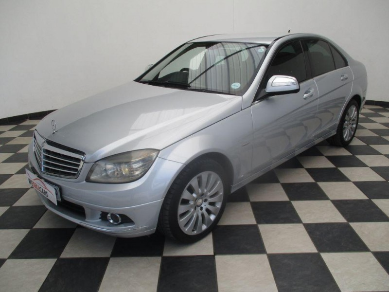 used mercedes benz c class c320 cdi elegance a t for sale in gauteng id 1877018. Black Bedroom Furniture Sets. Home Design Ideas
