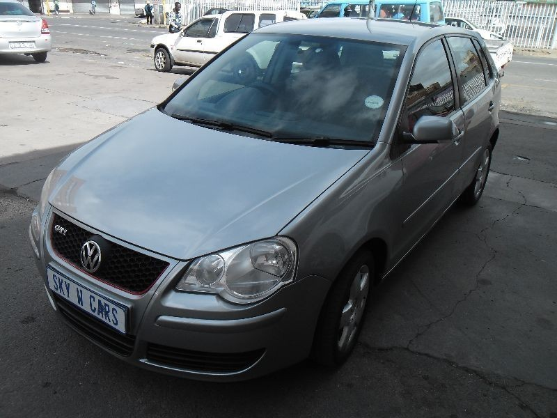 Used Volkswagen Polo Vw Polo 1 6 Hb 2007 Model For Sale In