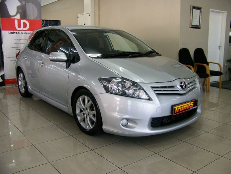 used toyota auris toyota auris trd 1 6 for sale in gauteng id 1877404. Black Bedroom Furniture Sets. Home Design Ideas