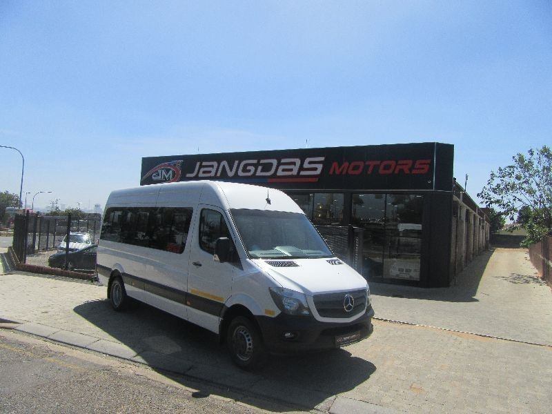 Used mercedes benz sprinter 515 cdi 22 1 for sale in for Mercedes benz sprinter 515 cdi specifications