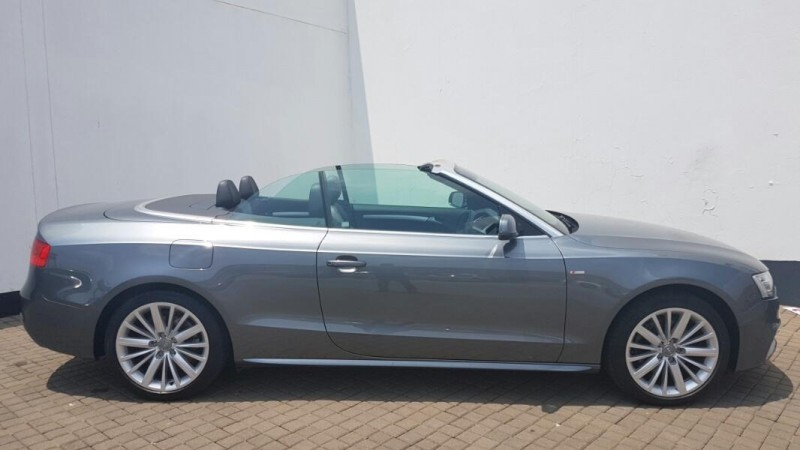 used audi a5 cabriolet 1 8tfsi multi for sale in gauteng id 1877676. Black Bedroom Furniture Sets. Home Design Ideas