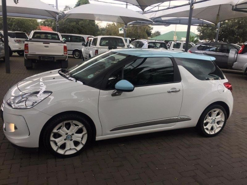 used citroen ds3 1 6 thp sport 3dr for sale in gauteng id 1878502. Black Bedroom Furniture Sets. Home Design Ideas