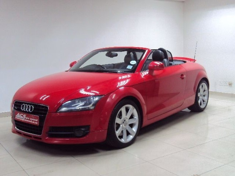 used audi tt roadster 3 2 v6 quattro dsg for sale in gauteng id 1878830. Black Bedroom Furniture Sets. Home Design Ideas