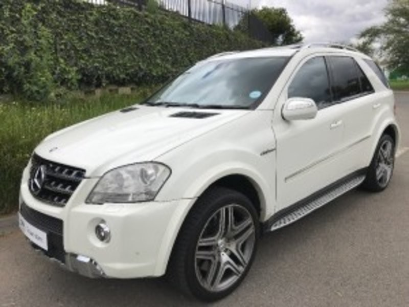 Used mercedes benz m class ml 63 amg for sale in gauteng for 2009 mercedes benz ml350 for sale