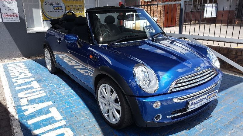 used mini cooper s convertible for sale in gauteng id 1878841. Black Bedroom Furniture Sets. Home Design Ideas