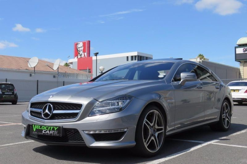 used mercedes benz cls class cls 63 amg for sale in western cape id 1878865. Black Bedroom Furniture Sets. Home Design Ideas