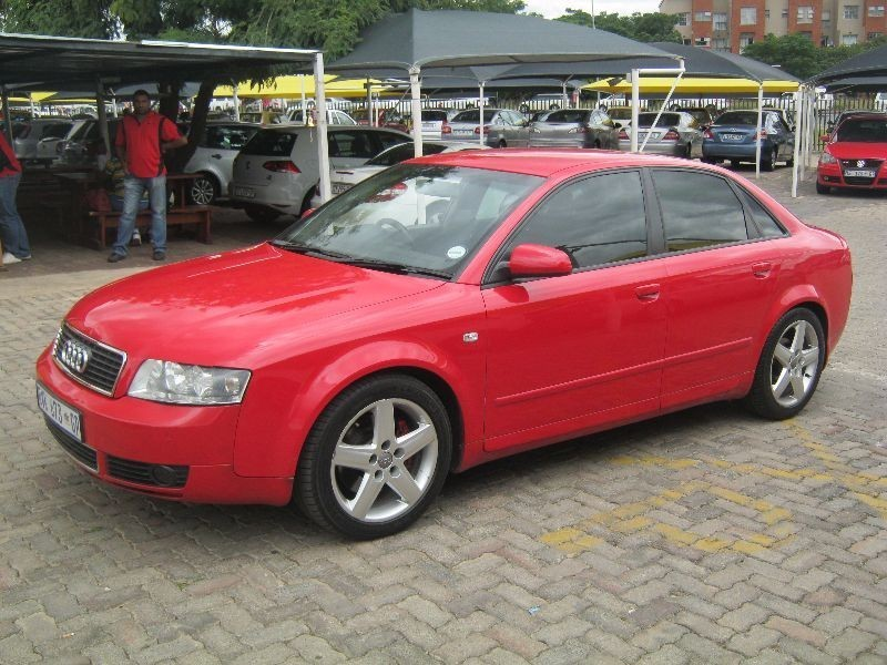 used audi a4 multitronic for sale in gauteng id 1878919. Black Bedroom Furniture Sets. Home Design Ideas