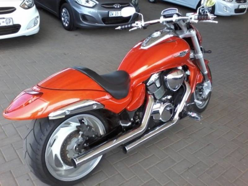 used suzuki vzr 1800 boulevard intruder for sale in gauteng id 1879768. Black Bedroom Furniture Sets. Home Design Ideas