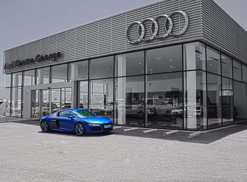 Used Audi R8 5 2 Fsi Quattro S Tronic For Sale In Western