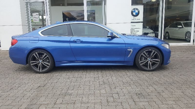 used bmw 4 series 440i gran coupe m sport auto for sale in gauteng id 1880235. Black Bedroom Furniture Sets. Home Design Ideas