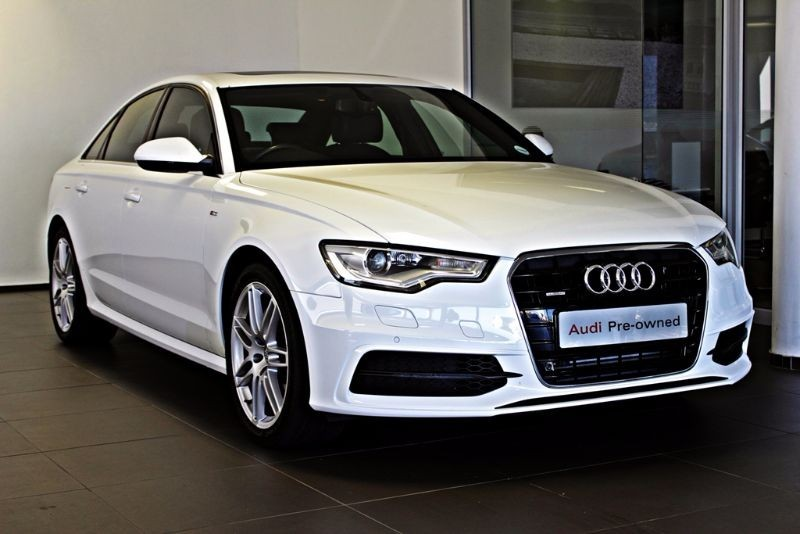 Used Audi A6 3 0 Tdi S Tronic For Sale In Western Cape