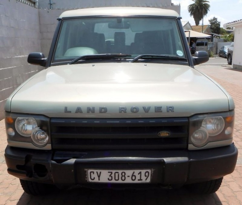 Used Land Rover Discovery Gs Td5 A/t For Sale In Western