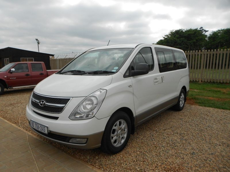 used hyundai h1 gls 2 4 cvvt wagon for sale in gauteng id 1880511. Black Bedroom Furniture Sets. Home Design Ideas