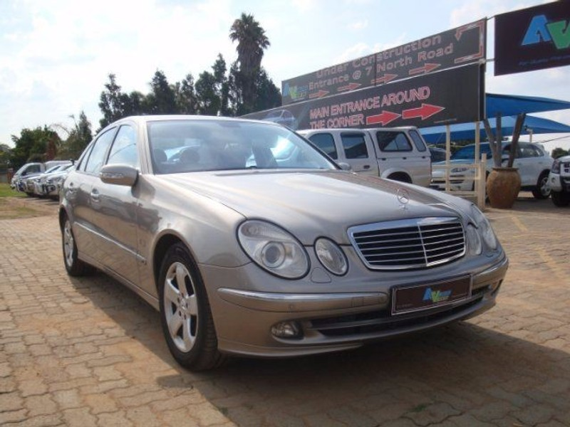 used mercedes benz e class e 280 avantgarde a t for sale in gauteng id 1880566. Black Bedroom Furniture Sets. Home Design Ideas