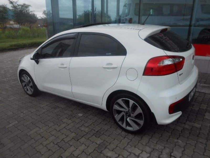 used kia rio 1 4 tec 5dr for sale in mpumalanga. Black Bedroom Furniture Sets. Home Design Ideas