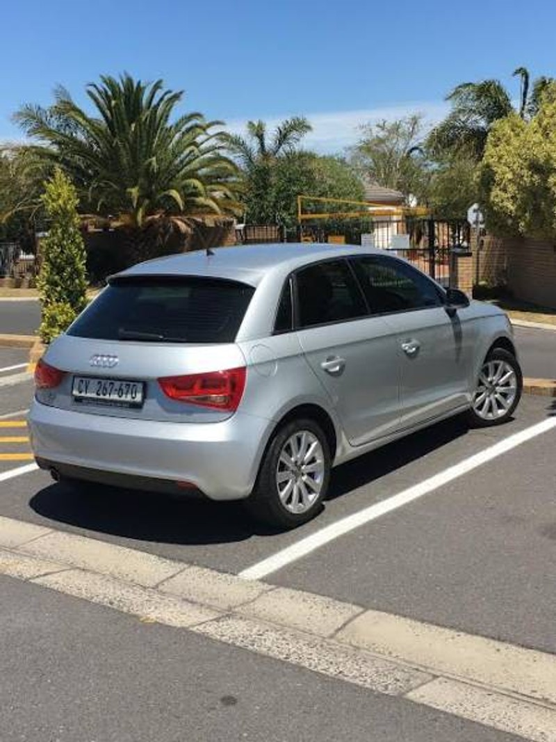 Used Audi A1 Sportback 1.6 Tdi Ambition for sale in ...