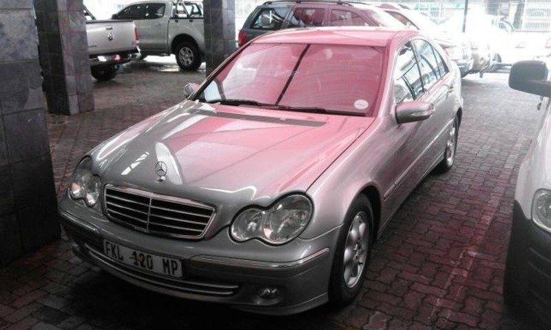 used mercedes benz c class merc c270 cdi elegance a t for sale in gauteng id 1880865. Black Bedroom Furniture Sets. Home Design Ideas