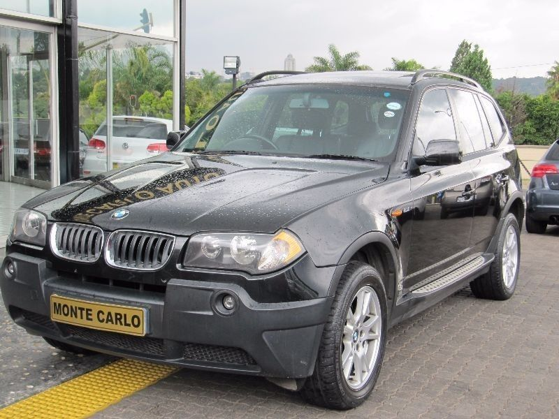 used bmw x3 a t for sale in gauteng id 1880878. Black Bedroom Furniture Sets. Home Design Ideas