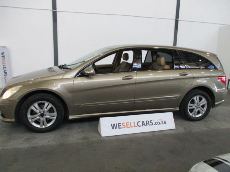 Used mercedes benz r class r 320 cdi a t for sale in for Mercedes benz r class for sale