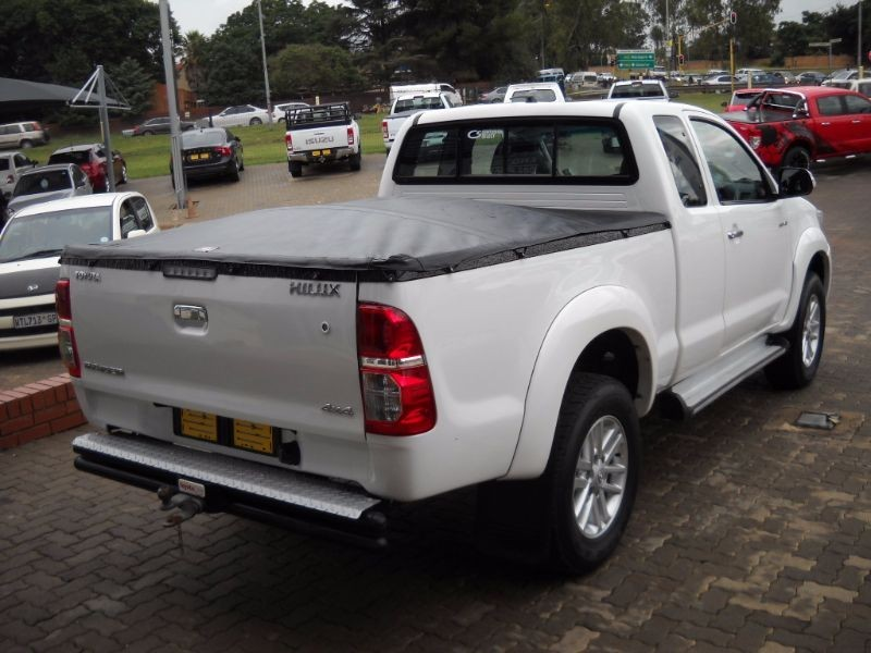 used toyota hilux hilux 3 0 d4d 4x4 xtra cab manual for sale in gauteng id 1881263. Black Bedroom Furniture Sets. Home Design Ideas