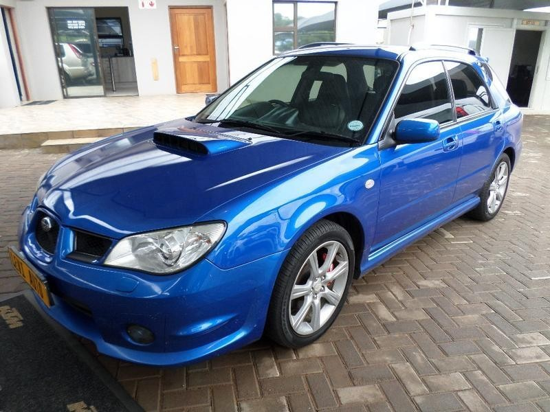 used subaru impreza 2 5 wrx wagon for sale in gauteng id 1881661. Black Bedroom Furniture Sets. Home Design Ideas