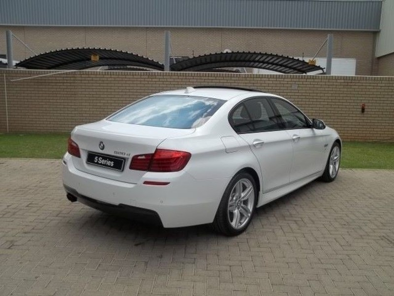 used bmw 5 series 520d m sport f10 sedan for sale in gauteng id 1882020. Black Bedroom Furniture Sets. Home Design Ideas