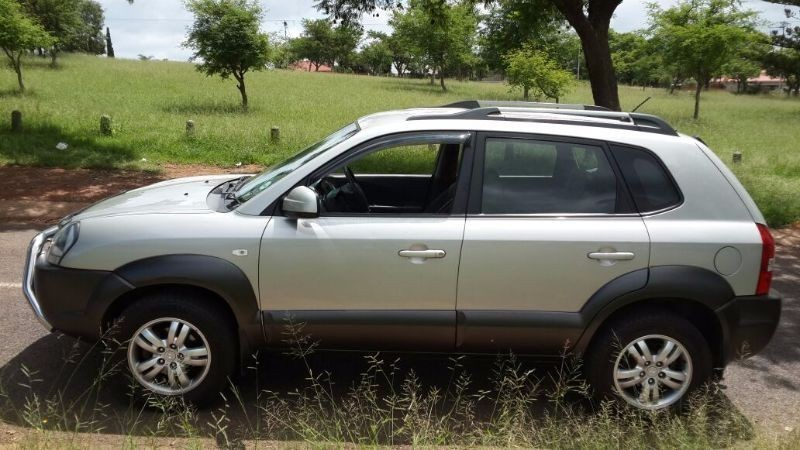 used hyundai tucson 2 0 premium for sale in gauteng cars. Black Bedroom Furniture Sets. Home Design Ideas