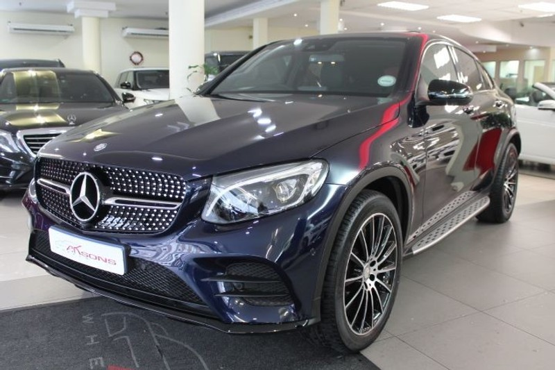 used mercedes benz glc coupe 250d amg for sale in kwazulu natal id 1882532. Black Bedroom Furniture Sets. Home Design Ideas