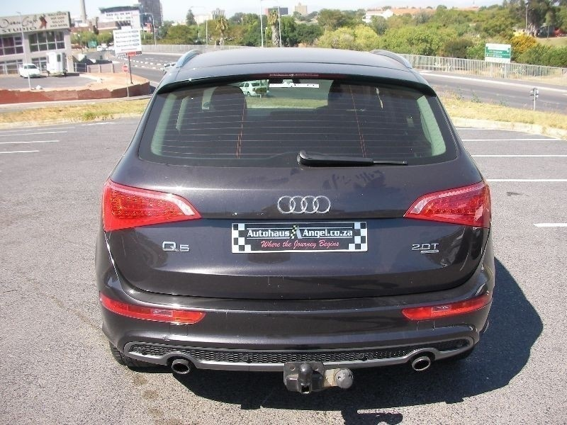 Used Audi Q5 2 0 Tfsi Se Quattro Tip For Sale In Western