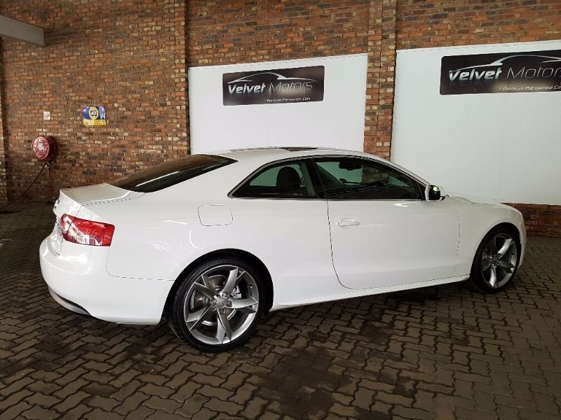 Used audi a5 2 0 turbo coupe for sale in gauteng id 1882599 - White audi a5 coupe for sale ...