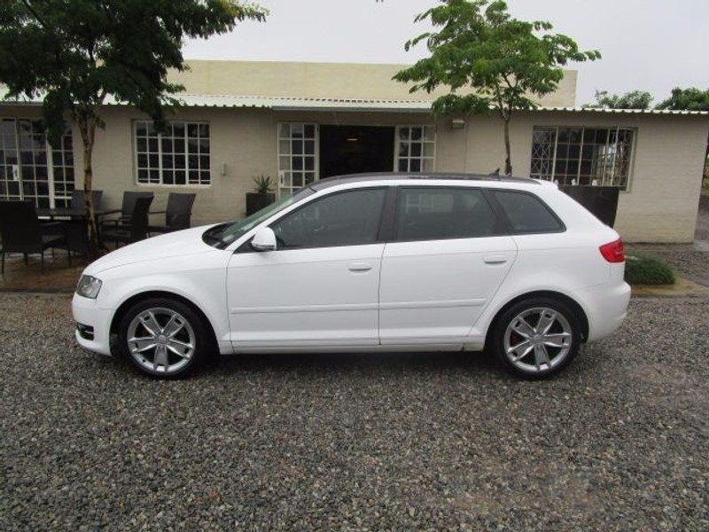 used audi a3 sportback 1 8 tfsi ambition for sale in gauteng id 1882611. Black Bedroom Furniture Sets. Home Design Ideas