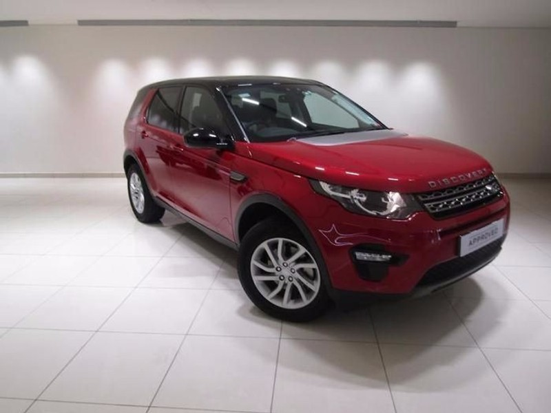 used land rover discovery 2016 discovery sport 2 2d se for sale in gauteng id 1884302. Black Bedroom Furniture Sets. Home Design Ideas