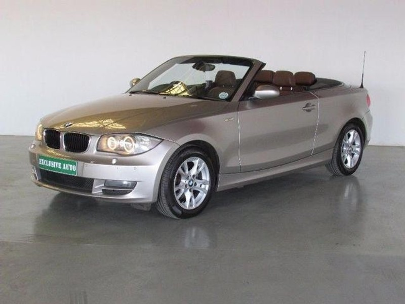 used bmw 1 series 120i convertible for sale in gauteng id 1884574. Black Bedroom Furniture Sets. Home Design Ideas