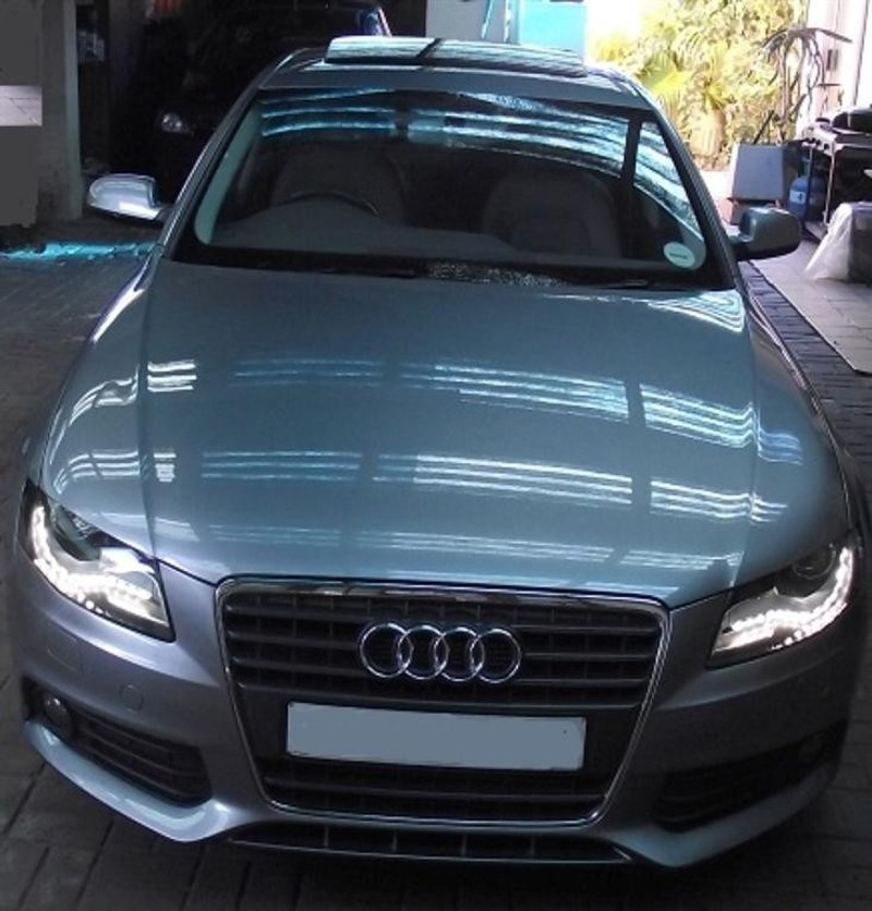 Used Audi A4 2.0 Tdi Ambition (b8) For Sale In Gauteng