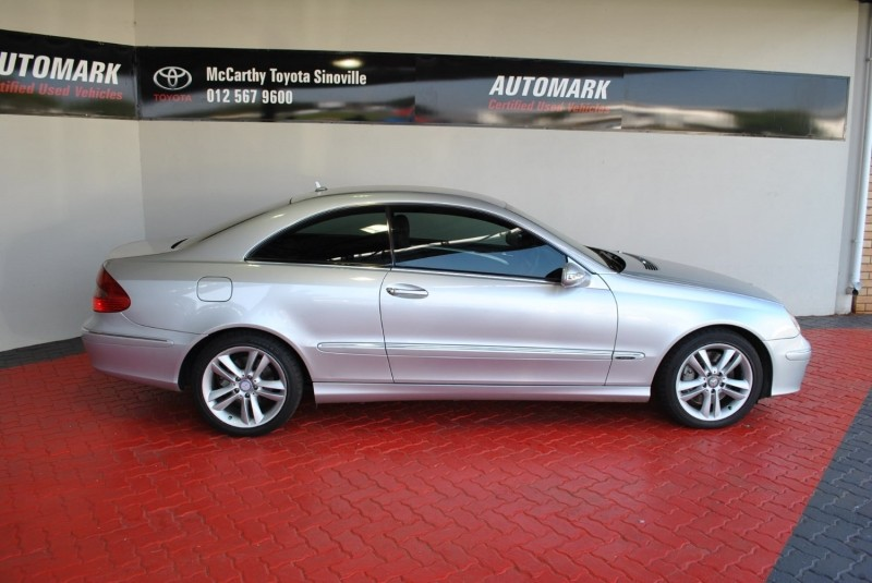 used mercedes benz clk class clk 350 coupe a t for sale in gauteng id 1884851. Black Bedroom Furniture Sets. Home Design Ideas