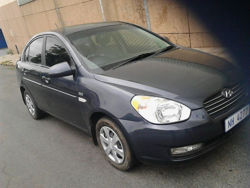 used hyundai accent 1 6 gls a t for sale in gauteng id 1884865. Black Bedroom Furniture Sets. Home Design Ideas