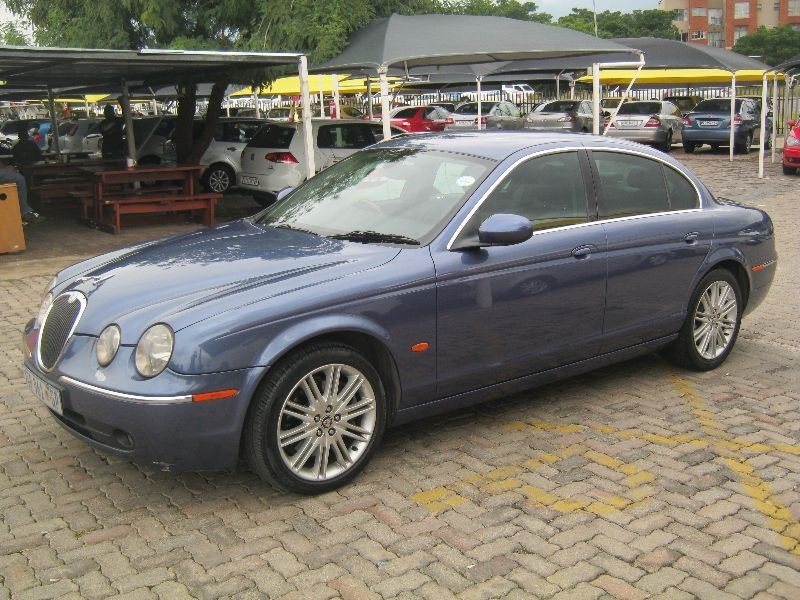 used jaguar s type 4 2 v8 a t for sale in gauteng id 1884970. Black Bedroom Furniture Sets. Home Design Ideas