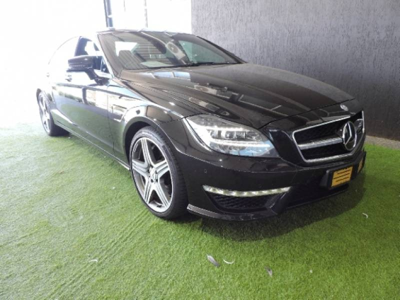 used mercedes benz cls class cls 63 amg for sale in free state id 1885163. Black Bedroom Furniture Sets. Home Design Ideas