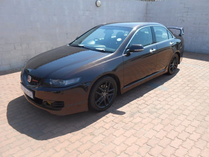 used honda accord 2 4 type s for sale in western cape id 1885332. Black Bedroom Furniture Sets. Home Design Ideas