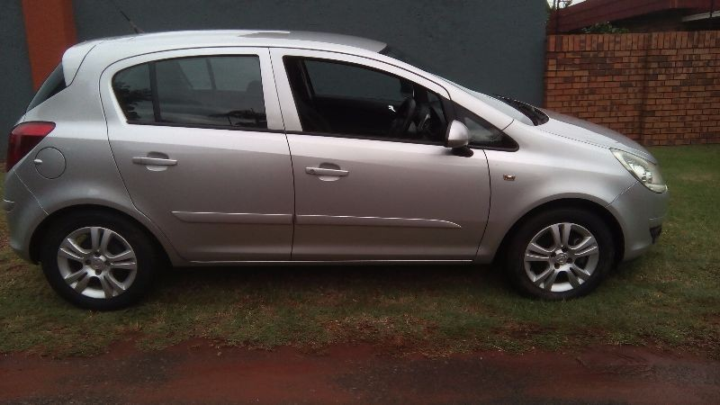used opel corsa 1 3 cdti enjoy 5dr for sale in gauteng id 1885379. Black Bedroom Furniture Sets. Home Design Ideas