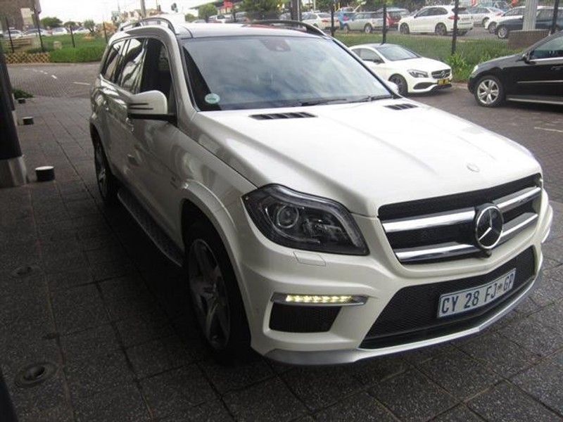 Used mercedes benz gl class 63 amg for sale in gauteng for Used mercedes benz gl for sale