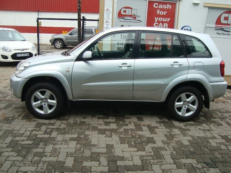 used toyota rav 4 rav4 200 5dr for sale in gauteng id 1886737. Black Bedroom Furniture Sets. Home Design Ideas