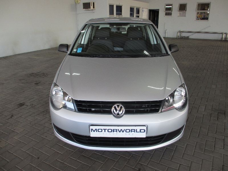 Used volkswagen polo vivo 1 4 5dr for sale in western cape for Motor world used cars