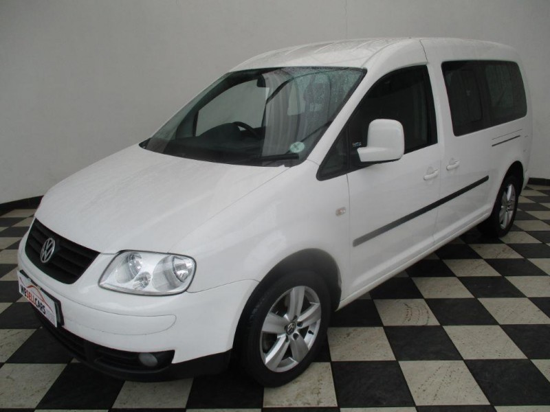 used volkswagen caddy maxi 1 9 tdi trendline for sale in gauteng id 1887189. Black Bedroom Furniture Sets. Home Design Ideas