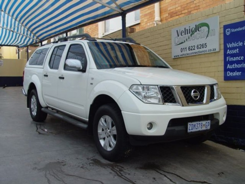 used nissan navara 4 0 v6 4x4 p u d c for sale in gauteng id 1887272. Black Bedroom Furniture Sets. Home Design Ideas